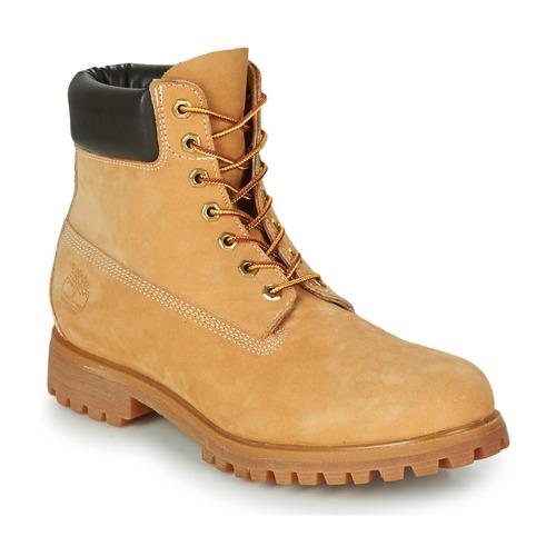 Zapatos Hombre Botas de caña baja Timberland PREMIUM BOOT 6'' Marrón