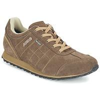 Zapatos Hombre Senderismo Asolo QUINCE GV MM Marrón