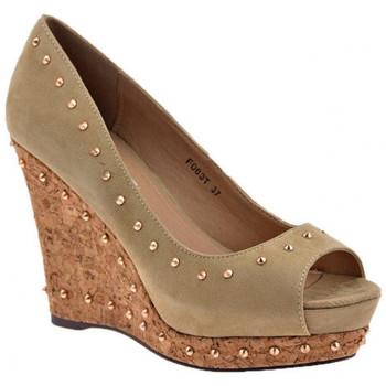 Zapatos Mujer Zapatos de tacón F. Milano  Gris