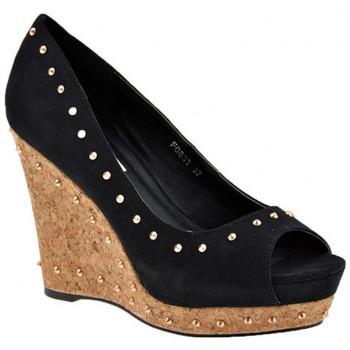 Zapatos Mujer Zapatos de tacón F. Milano  Negro