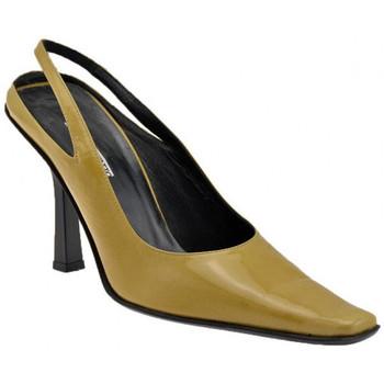 Zapatos Mujer Zapatos de tacón Enrico Del Gatto  Beige