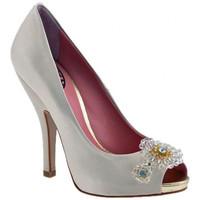 Zapatos Mujer Zapatos de tacón Fornarina  Beige