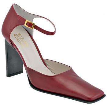 Zapatos Mujer Zapatos de tacón Strategia  Rojo