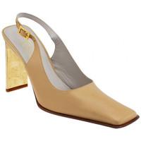 Zapatos Mujer Zapatos de tacón Strategia  Beige