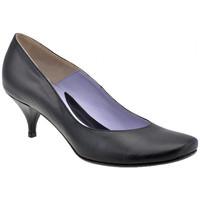 Zapatos Mujer Zapatos de tacón David  Negro