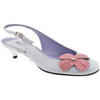 Zapatos Mujer Zapatos de tacón David  Blanco