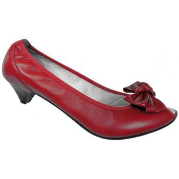 Zapatos Mujer Zapatos de tacón Keys  Rojo