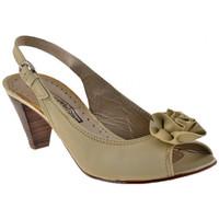 Zapatos Mujer Zapatos de tacón Progetto  Blanco