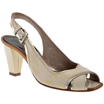 Zapatos Mujer Zapatos de tacón Progetto  Beige