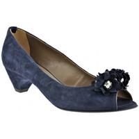 Zapatos Mujer Zapatos de tacón Progetto  Azul