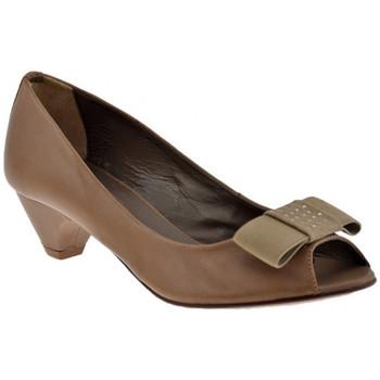 Zapatos Mujer Zapatos de tacón Progetto  Gris