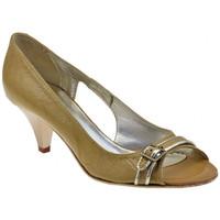 Zapatos Mujer Zapatos de tacón Lea Foscati  Beige