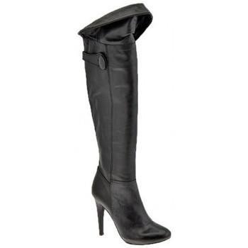 Zapatos Mujer Botas urbanas Ssamzie  Negro