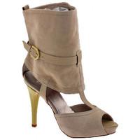 Zapatos Mujer Zapatos de tacón Ssamzie  Beige