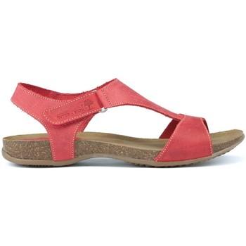 Zapatos Mujer Sandalias Interbios SANDALIA COMODA ANATOMICA C.ROJO