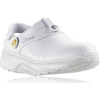 Zapatos Mujer Zuecos (Clogs) Joya IQ SR ZUECO WHITE