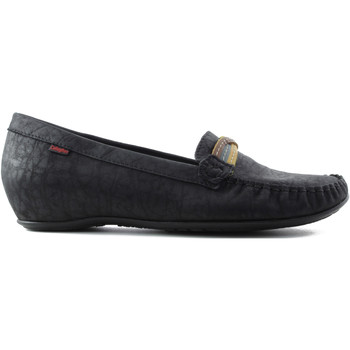Zapatos Mujer Mocasín CallagHan RINO W NEGRO