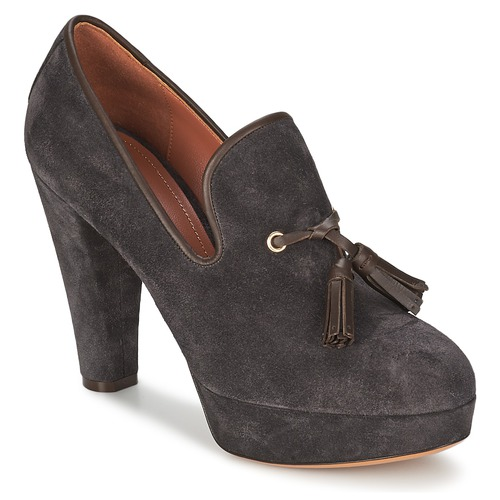 Zapatos Mujer Zapatos de tacón Sonia Rykiel 677731 Gris