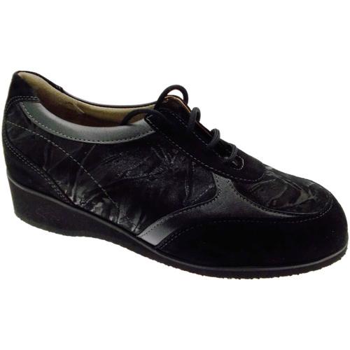 Zapatos Mujer Zapatillas bajas Calzaturificio Loren LOL8051n nero