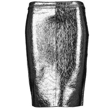 textil Mujer Faldas American Retro DOROTHA Plateado