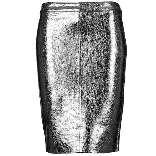 American Plateado Mujer Textil Faldas Retro Dorotha b6gyvfIY7
