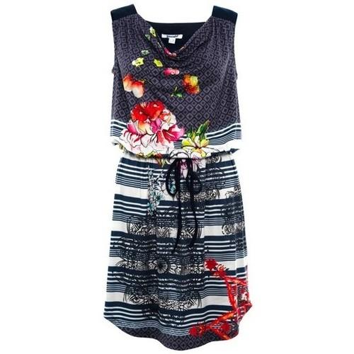 textil Mujer vestidos cortos Smash Vestido Babola multicolor
