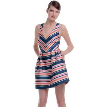 textil Mujer vestidos cortos Kocca Vestido Beblo Multicolor