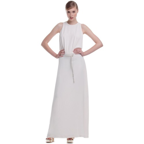 textil Mujer Vestidos largos Kocca Vestido Nexel Blanco