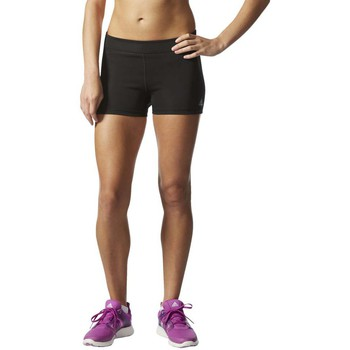 textil Mujer Shorts / Bermudas adidas Performance Short Techfit BS 3 IN Negro