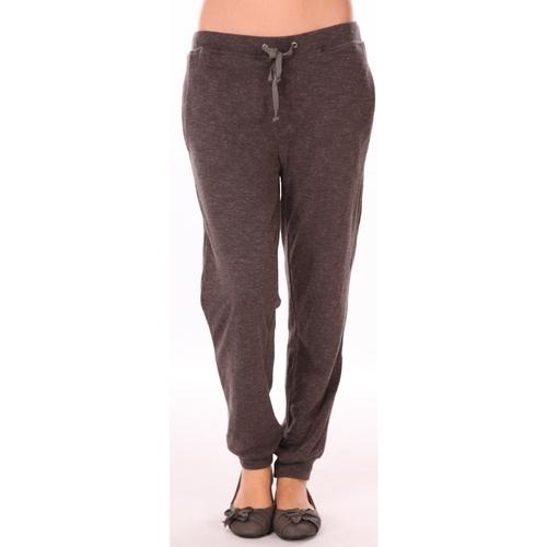 textil Mujer Pantalones de chándal Charlie Joe Jogging Thoga Gris