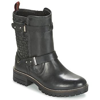 Zapatos Mujer Botas de caña baja Pepe jeans HELEN Negro