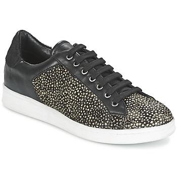 Zapatos Mujer Zapatillas bajas Maruti NOVA Negro / Blanco