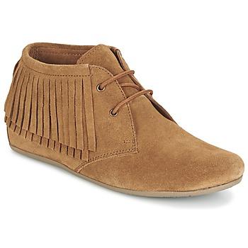 Zapatos Mujer Botas de caña baja Maruti MIMOSA Camel