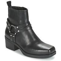 Zapatos Mujer Botines Vagabond ARIANA Negro