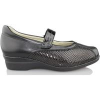Zapatos Mujer Bailarinas-manoletinas Dtorres S  LIEJA NEGRO