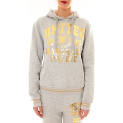 textil Mujer sudaderas Sweet Company Sweat United Marshall 1945 gris/or Oro
