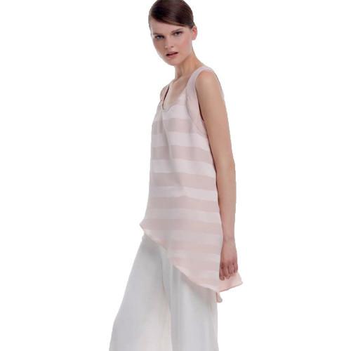 textil Mujer Camisetas sin mangas Kocca Top Vuren Rosa