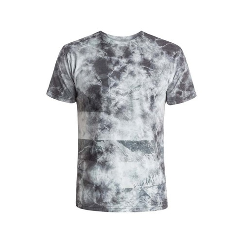 textil Hombre camisetas manga corta DC Shoes Cloud kick SS Gris