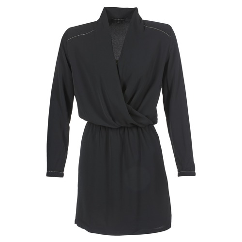 textil Mujer vestidos cortos Best Mountain CABUCEO Negro
