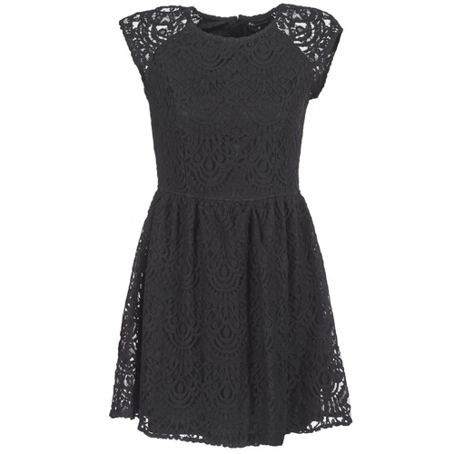 textil Mujer vestidos cortos Best Mountain VISCAL Negro