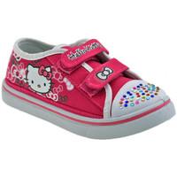 Zapatos Niños Zapatillas bajas Hello Kitty  Rosa