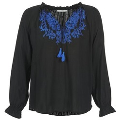textil Mujer Tops / Blusas Betty London ESIBELLE Negro