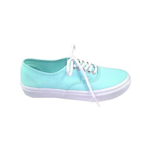 Zapatos Mujer Zapatillas bajas Vans Authentic Slim Vert XG6IA2 Verde