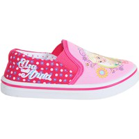 Zapatos Niña Slip on Disney S15460H Rosa