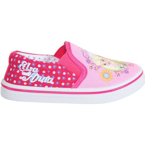 Disney S15460H Rosa - Zapatos Slip on Nino