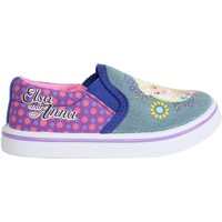 Zapatos Niña Slip on Disney S15460H Azul
