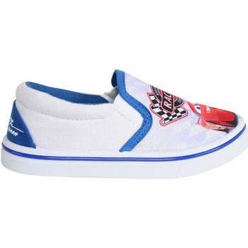 Zapatos Niño Slip on Cars - Rayo Mcqueen S15511H Blanco