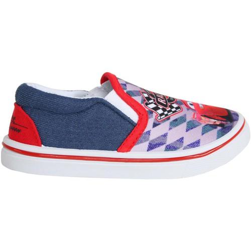 Cars - Rayo Mcqueen S15511H Azul - Zapatos Slip on Nino