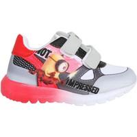 Zapatos Niños Zapatillas bajas Minions S15942H Gris