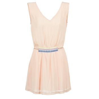 textil Mujer Vestidos cortos Moony Mood EARINE Rosa